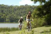 Велопрогулки вдоль берега