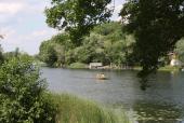 Вид на реку со Второй поляны